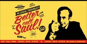 La série tv Better Call Saul est une série tv créée par Vince Gilligan