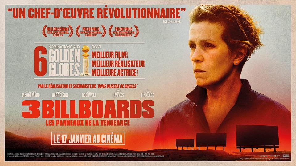 CineMovie : 3 billboards